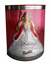 Holiday Celebration Special Edition 2001 Barbie Doll