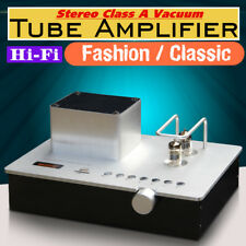 Integrated Class A Solid State Tube Audio Amp HiFi Stereo Hybrid Power Amplifier