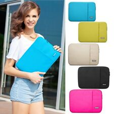 """For 11"""" 13"""" 15"""" Laptop Macbook Sleeve Case Carrying Bag Pouch Water-resistant"""