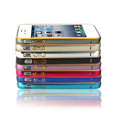 Hot High Quality Luxury Aluminium Metal Frame Phone Case Cover for iPhone 4 /4S