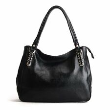 Multi-Colors Real Leather Lady Satchel Great Stylish Shoulder Tote Bags