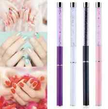 1PCS GEL & Acrylic Nail Art Tips Design Dotting Painting Pen Polish Brush H9S