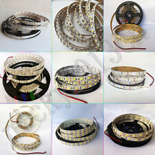 12V LED Strip Light 3528 2835 3014 5050 5630 7020 SMD Non IP65 IP67 Waterproof