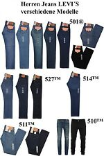 Levis Men's Jeans 501,510,511,514,527 fast shipping keine Extra