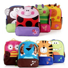 New Baby Kid Child Cartoon cute Animal Backpack Schoolbag Shoulder Bag