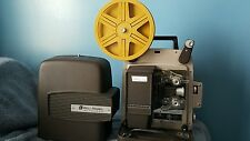 Vintage Bell & Howell  346 Autoload Super 8 Movie Projector