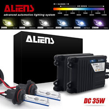 Aliens HID Xenon Headlight Conversion Kit H1 H3 H4 H10 H11 H13 9005 9006 9007