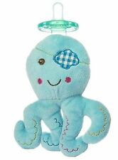 Wubbanub Infant Soothie Pacifier and Plush Animal Holder