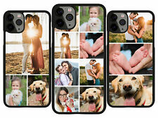 Custom Personalised Collage Hard Phone Case Cover iPhone Create Own Mobile Case