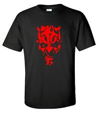STAR WARS INSPIRED DARTH MAUL SITH GIFT T SHIRT