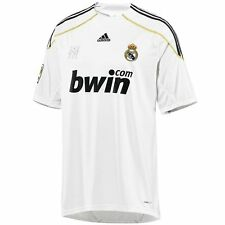 ADIDAS REAL MADRID HOME JERSEY 2009/10.