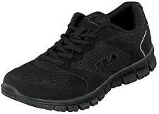 FILA COMET RUN MENS SHOES TRAINERS SNEAKERS RUNNING SHOES 4010249.12V BLACK