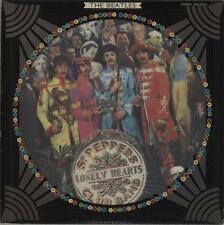 Beatles Sgt Peppers Lonely Hearts C... JPN picture disc LP vinyl  record