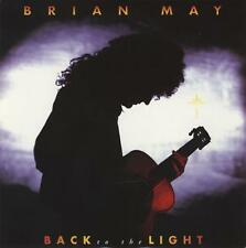 "Brian May Back To The Light UK 7"" vinyl single record R6329 PARLOPHONE 1992"