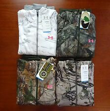 Under Armour Women's Camo Full-Zip Hoodie NWT!!!