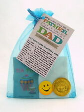 FATHERS DAY FABULOUS GIFT CARD PRESENT SURVIVAL KIT PERSONALISED DAD