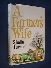 A Farmers Wife by Sheila Turner, Sheila Turner, MacDonald, 1963