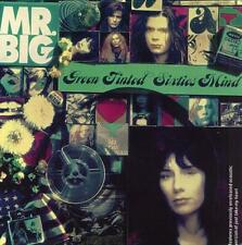 """Green Tinted Sixties Mind - 2nd Issue Mr Big (US) UK 7"""" vinyl single record"""