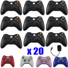 LOT 20 Wired Wireless Game pad Remote Controller for Microsoft Xbox 360 Console