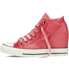 Converse Chuck Taylor All Star Lux MID 547192C Carnival Canvas Wedge Women Shoes