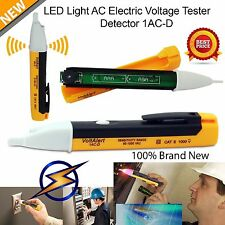 GOOD! AC Non-Contact Electric Voltage Detector Tester Test Pen 90~1000V LCD LE