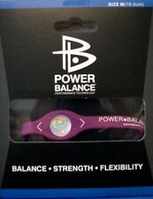 FREE SHIPPING! Power Band Magnetic Balance Bracelet Energy Performance - PURPLE