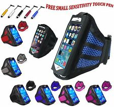 Sports Running Jogging Gym Armband Holder Case Cover For Apple iPhone 6S Plus UK