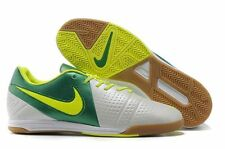 NIKE CTR360 LIBRETTO III IC INDOOR SOCCER SHOES White/Volt/Pine Green
