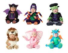 New Baby Boys Girls Toddler Animal Xmas Party Fancy Dress Costume Jumpsuit