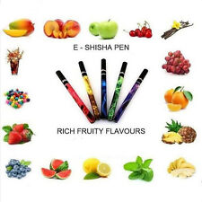 40 Style Fruity Hookah Disposable 500 Puffs Flavored Shisha Electronic Stick Pen