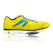 Newton Distance V Womens Yellow Sneakers Running Road Sports Shoes Trainers