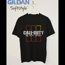 NEW SPECIAL CALL OF DUTY SHIRT - BLACK OPS III (3) - MENS T SHIRT Size S-2XL##$
