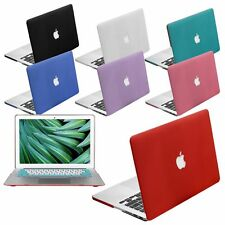 """Hard Rubberized Shell Case Cover+ Keyboard Cover for Macbook Air Pro Retina 13"""""""