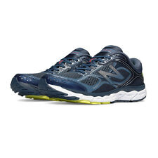 New Balance M860v6 Mens Blue Support Running Road Shoes Trainers D Width