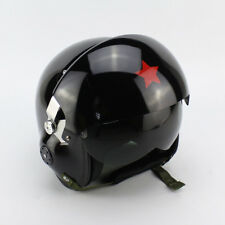 Brand New Jet Pilot flight Air force Motorcycle helmet With detachable Visor