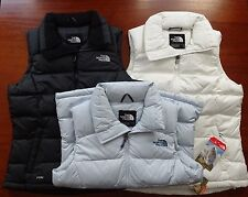 North Face Women's Nuptse 2 Vest NWT New 2016 Winter Line!