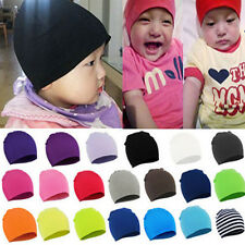 Unisex Baby Cap Beanie Boy Girl Toddler Infant Children Cotton Soft Cute Hat HS