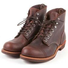 New Red Wing 8111 Iron Ranger Amber Harness
