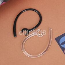 10Pcs Ear Hook Loop Clip 9MM Replacement Bluetooth Headset Repair Parts AU
