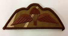 NEW British Army Airborne Parachute Wing Patch/Badge