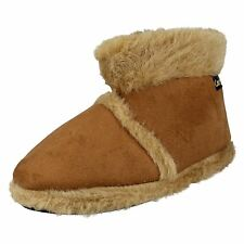 Men's Cooler Bootee Slip On Textile Slippers AD3429 IDEAL CHRISTMAS GIFT