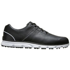 Footjoy DryJoys Casual Mens Golf Shoes -Black/White -7, 7.5, 8.5, 9 - New In Box