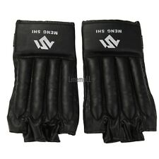 New Mitts Half-finger Fitness Boxing Gloves Punch Bag Training Equipment L1M