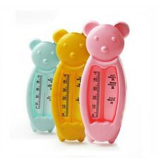 Baby Bathing Baby bear thermometer children Safety Shower Water Temperature