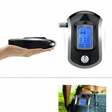LCD Digital Alcohol Breath Tester Breathalyzer Analyzer Detector Test Hot FY