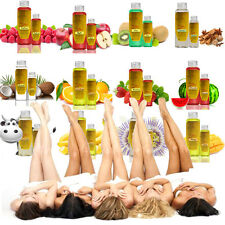 110+ Flavored Essential Warming Massage Oil Smells Delicious Lotion Sexy Lube B