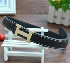 Kids New Fashion Casual Children Faux Leather Adjustable Belts For Boys & Girls