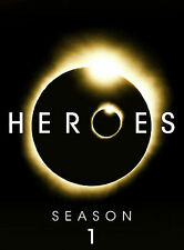 Heroes - Season 1 (DVD, 2007, 7-Disc Set) BRAND NEW /w FREE SHIPPING