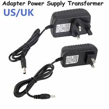 New 24W Power Supply 12V 2A 3528/5050 LED 100-240VAC to 12VDC Transformer YL