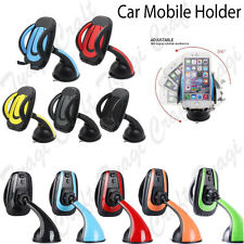 Universal Windscreen Car Mobile iPhone 7 Holder Stand Mount Cradle Suction Stand